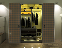 Open able Wardrobe...