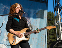 Bonnie Raitt at Hardly Strictly Bluegrass 2013