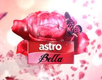 ASTRO BELLA / CHANNEL BRANDING 2012 / IDENT