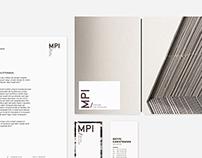 MPI - Visual Identity