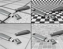USB CAD Modelling & Render
