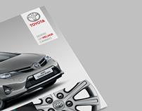 Catálogo Toyota Auris TS