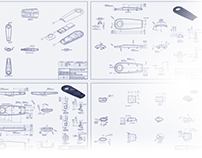 USB Technical Drawing