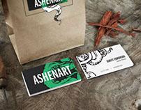 2 Hour Brand Project // ASHENART