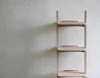 Curve Lean Shelf
