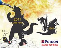 Creative Ads - Petron