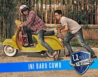 U-MILD print ad | 2012