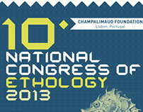 National Congress of Ethology 2013