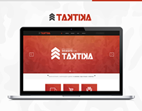 TAKTIKA - Website