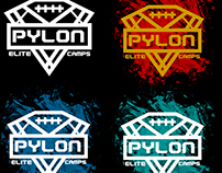 Pylon Elite Football Camps Logo