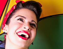 Pin Up - ´50 - Book: Valeria Camino