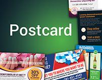 Postcard  & Every Door Direct Mail (EDDM)