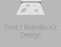 Print / Branding Kit Design