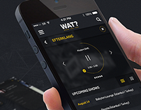 WAT? - Mobile Application
