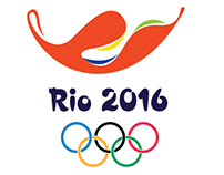 Rio Olympic Games Rebrand