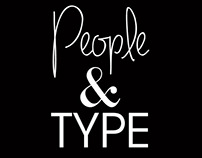 ♦ ♦ PEOPLE & TYPE ♦ ♦