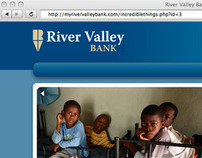 River Valley Bank - Integrated Media Campaign