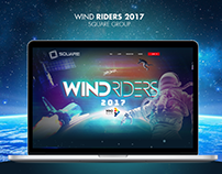 Wind Rider 2017 SQUARE GROUP