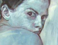 Self-portrait  -------------------------- Autoportret