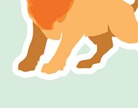 Small icons illustration