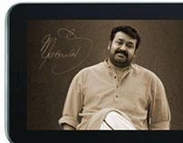 Actor Mohanlal Portfolio