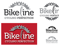 Bikeline | Identity :: Krush Design Co ::