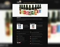 The Fogbow Juice Web Design
