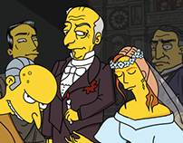 The Unequal Marriage | Simpsonised
