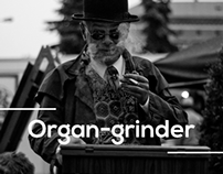 The organ-grinder | Kataryniarz