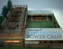 Timberland Earthkeeper Power Camp