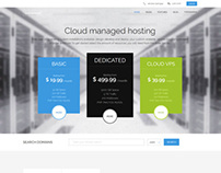 CloudHost -  Best Hosting WordPress Theme