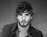 Supermodel Marlon Texteira