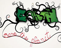 Earth - Save the planet