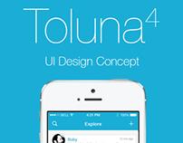 Toluna 4.0 Design Concept