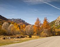 Les Alpes : Vallée de la Clarée
