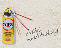 SVITOL MULTIPURPOSE. Ambient and banner
