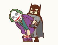 JUST LOVE-Joker & Batman