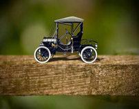 Small car..