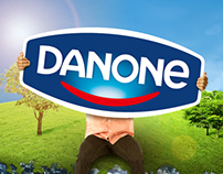 Danone: Facebook Posts