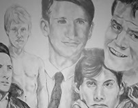 Five Actors