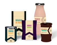 Packaging. Mundo Snack