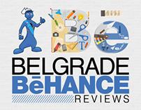 Belgrade Behance Reviews 2013
