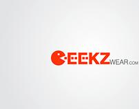 geekzwear.com // Branding