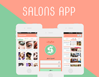 Salons App