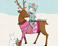 Christmas Cards for Lady Dinah's Cat Emporium