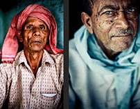 Portraits / India : Beautiful Struggle/ PX3 awards