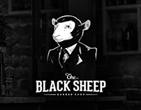 The Black Sheep - Barber Shop