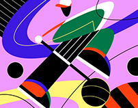 Abstract Illustrations 01