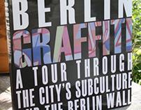 Berlin Graffiti Coffee Table Book