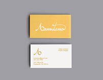 Armitano Logo Design